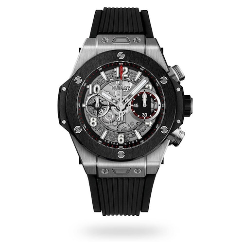 Hublot Big Bang UNICO Titanium 42mm Mens Watch