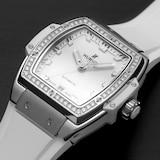 Hublot Spirit of Big Bang Titanium White Diamonds 39mm Watch