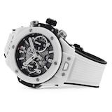 Hublot Big Bang Unico White Ceramic Automatic Chronograph 42mm