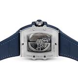 Hublot Spirit Of Big Bang Titanium Blue Diamonds Automatic 39mm
