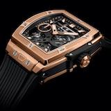 Hublot Horloge Spirit of Big Bang Meca-010 King Gold 45mm