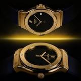 Hublot Classic Fusion 40 Years Anniversary Yellow Gold 45mm