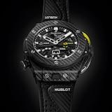 Hublot Big Bang Unico Golf Black Carbon 45mm Mens Watch