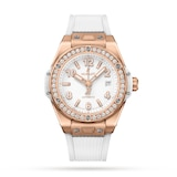 Hublot Big Bang One Click King Gold White Diamonds 33mm Watch
