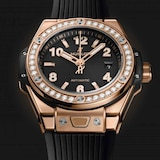 Hublot Big Bang One Click King Gold Diamonds 33mm Watch