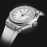 Hublot Big Bang One Click Steel White Diamonds 33mm Watch