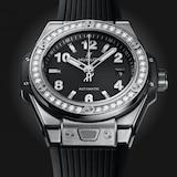 Hublot Big Bang One Click Steel Diamonds 33mm Watch