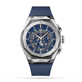 Hublot Limited Edition Classic Fusion Aerofusion Chronograph Orlinski Titanium Blue 45mm Mens Watch