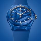 Hublot Classic Fusion Orlinski Blue Ceramic 40mm Mens Watch