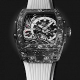 Hublot Spirit Of Big Bang Tourbillon Carbon White 42mm Mens Watch