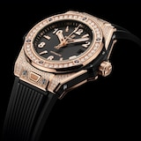 Hublot Big Bang One Click King Gold Pave 33mm Watch