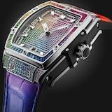 Hublot Spirit of Big Bang Titanium Rainbow 39mm