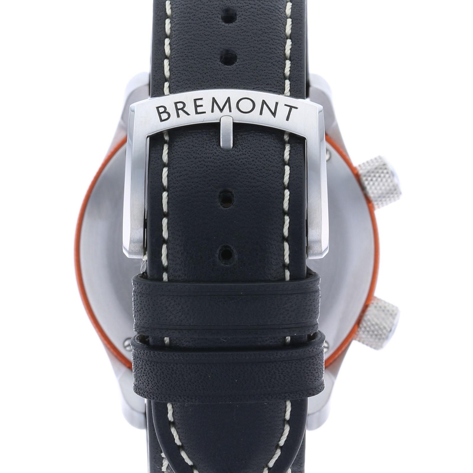 Bremont Bremont MBII-BK Mens Watch
