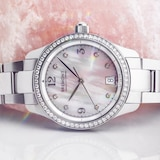 Bremont Solo Lady K White 34mm Ladies Watch