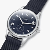 NOMOS Glashutte Club Automatic Navy, Reference 753