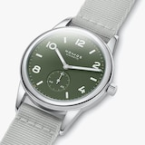 NOMOS Glashutte Club Automatic Olive, Reference 753