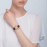 Cartier Tank Louis Cartier Watch Small Model, Quartz Movement, Yellow Gold, Leather