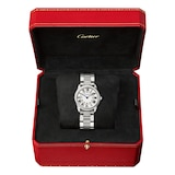 Cartier Ronde Solo De Cartier Watch 29mm, Quartz Movement, Steel