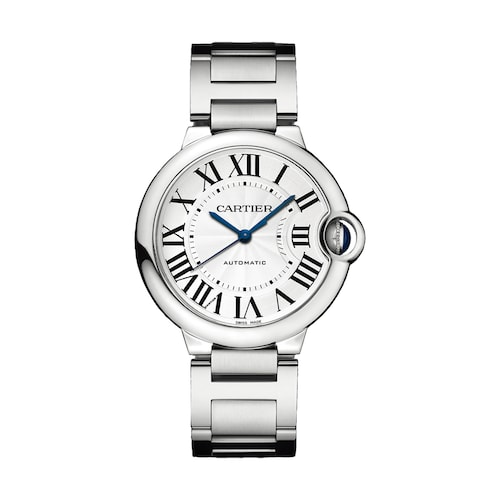Ballon Bleu de Cartier watch 36 mm, steel