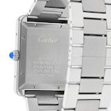 Cartier Tank Solo Watch Extra-Large Model, Automatic Movement, Steel