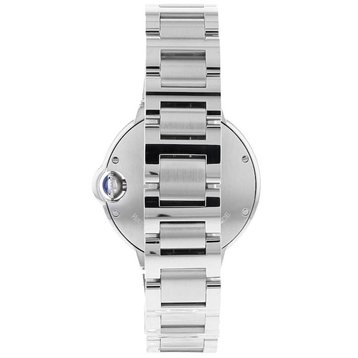 Cartier Ballon Bleu De Cartier Watch 33mm, Automatic Movement, Steel
