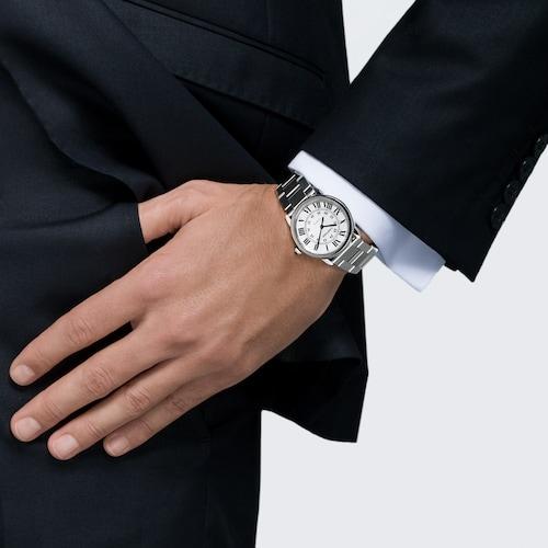 Ronde Solo de Cartier watch 36 mm, steel