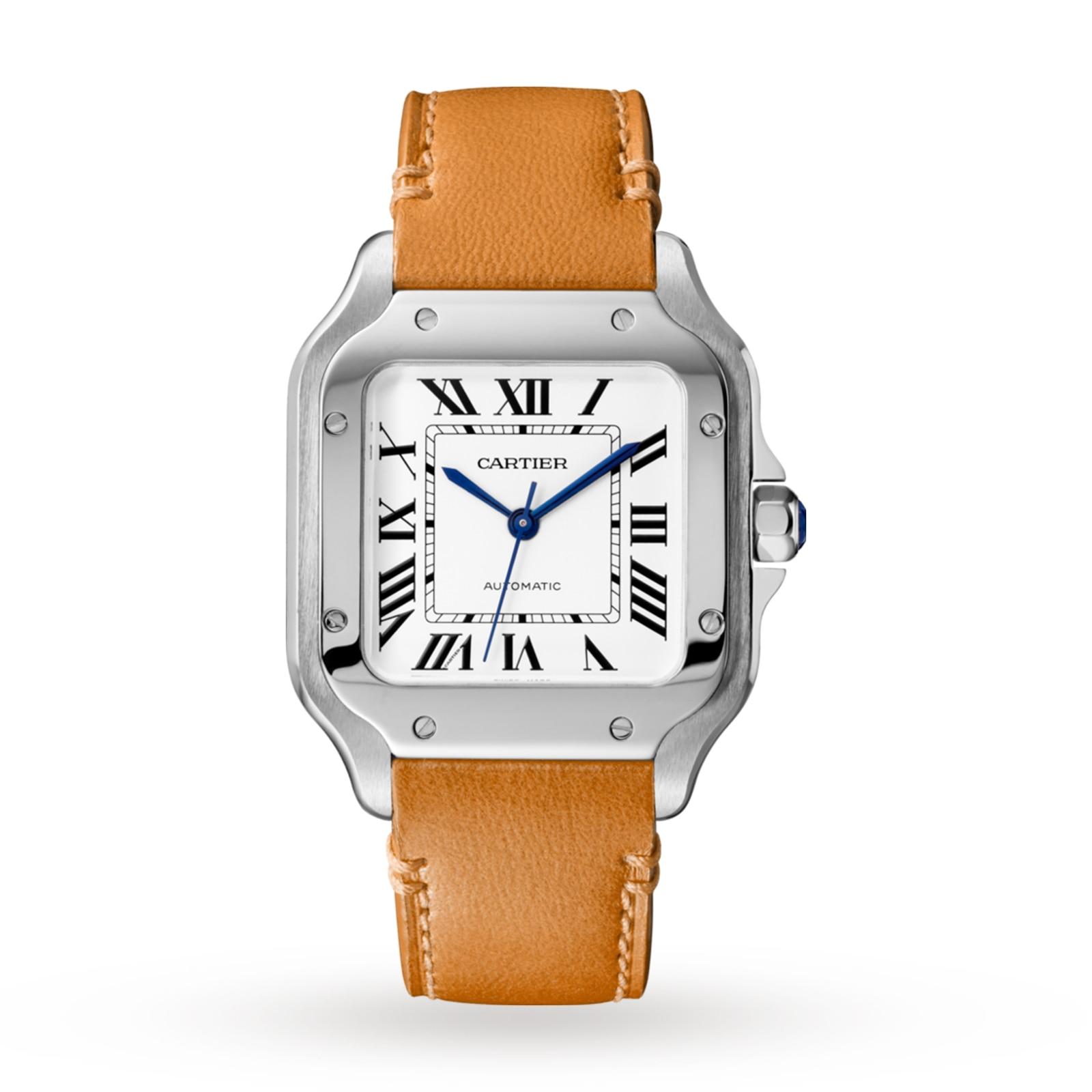Cartier Santos de Cartier Medium Model