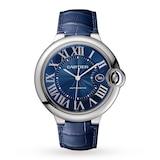 Cartier Ballon Bleu De Cartier Watch 42mm, Automatic Movement, Steel