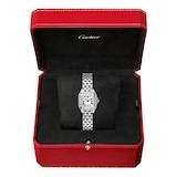 Cartier Panthère De Cartier Watch Mini Model, Quartz Movement, Steel