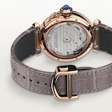 Cartier Pasha De Cartier Watch 35mm, Automatic Movement, Pink Gold, 2 Interchangeable Leather Straps