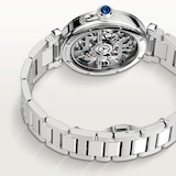 Cartier Pasha De Cartier Watch 41mm, Automatic Movement, Steel, Interchangeable Metal And Leather Straps