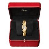 Cartier Maillon De Cartier Watch Small Model, Quartz Movement, Yellow Gold