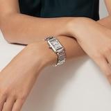 Cartier Tank Must de Cartier, Small model, quartz movement, steel