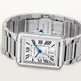 Cartier Tank Must de Cartier, Extra-large model, automatic movement, steel