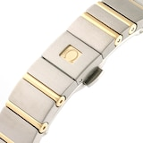 Omega Constellation Ladies 18ct Gold and Steel Ladies Watch