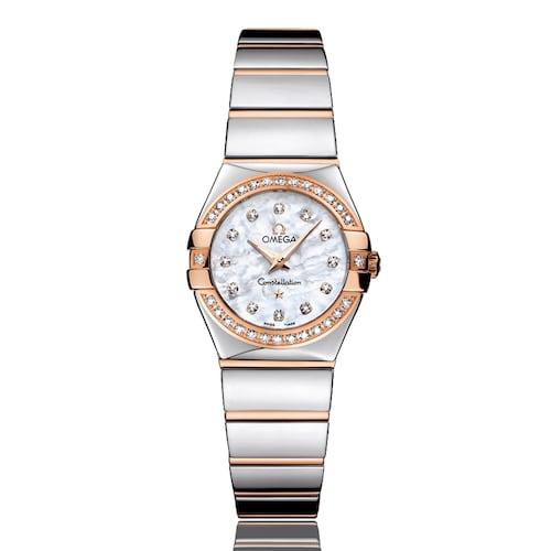 Constellation Ladies 18ct Rose Gold Ladies Watch