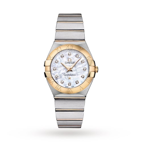 Constellation Ladies 27mm Quartz Watch