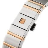 Omega Constellation Ladies 27mm Quartz Bicolour Watch