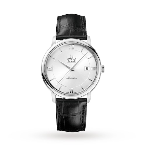 De Ville Mens Co-Axial 39.5mm Automatic Watch