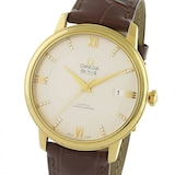 Omega De Ville Mens Co-Axial 39.5mm 18ct Gold Automatic Mens Watch