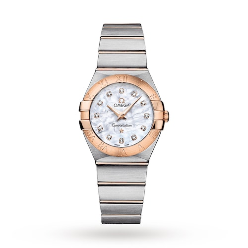 Constellation Ladies Quartz Diamond Dot Watch