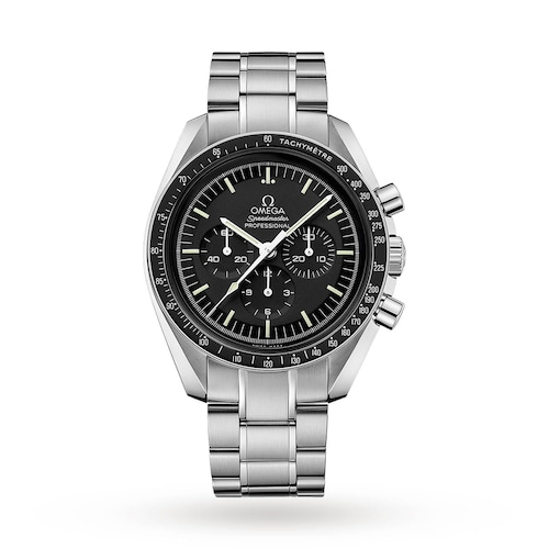 Speedmaster Professional Moonwatch First Watch On The Moon Certified By NASA