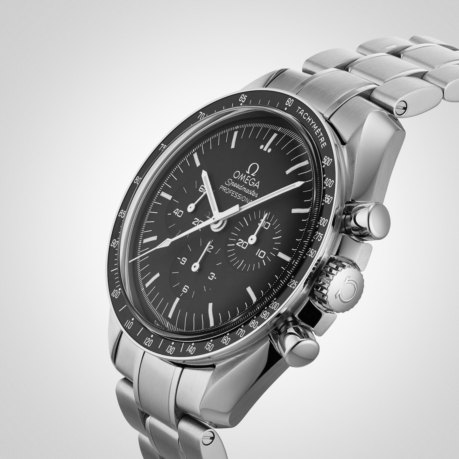 Omega Speedmaster Professional Moonwatch First Watch On The Moon Certified By NASA
