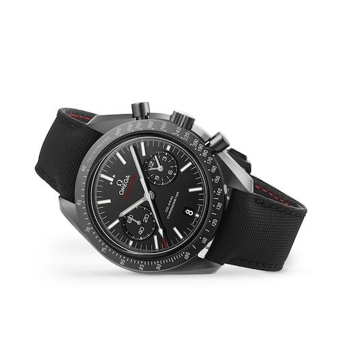 Dark Side of The Moon Mens 44.25mm Ceramic Watch