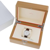 Omega De Ville Prestige Mens 36.8mm Co-Axial Power Reserve Watch