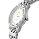 Omega De Ville Ladies 27mm Quartz Stainless Steel Watch