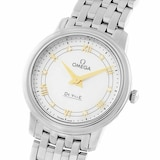 Omega De Ville Ladies 27mm Quartz Stainless Steel Watch