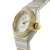 Omega Constellation Ladies 27mm Automatic Co-Axial Diamond Ladies Watch