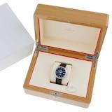 Omega De Ville Prestige Mens 39.5mm Automatic Co-Axial Blue Mens Watch