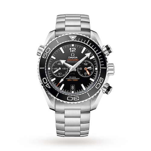 Seamaster Planet Ocean 600M Mens 45.5mm Automatic Co-Axial Chronograph Divers Watch